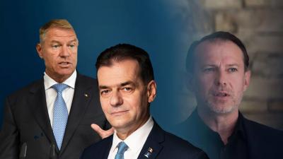 """Ludovic Orban șochează poporul: """"Președintele României a încălcat Constituția"""" VIDEO"""