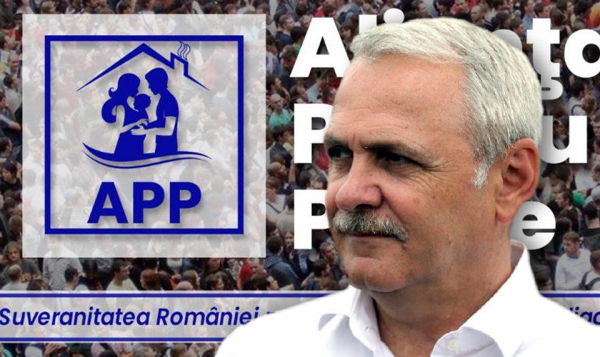 """Surpriză! Cine l-a ajutat pe Liviu Dragnea să își facă un nou partid politic: """"Îl sprijin"""""""
