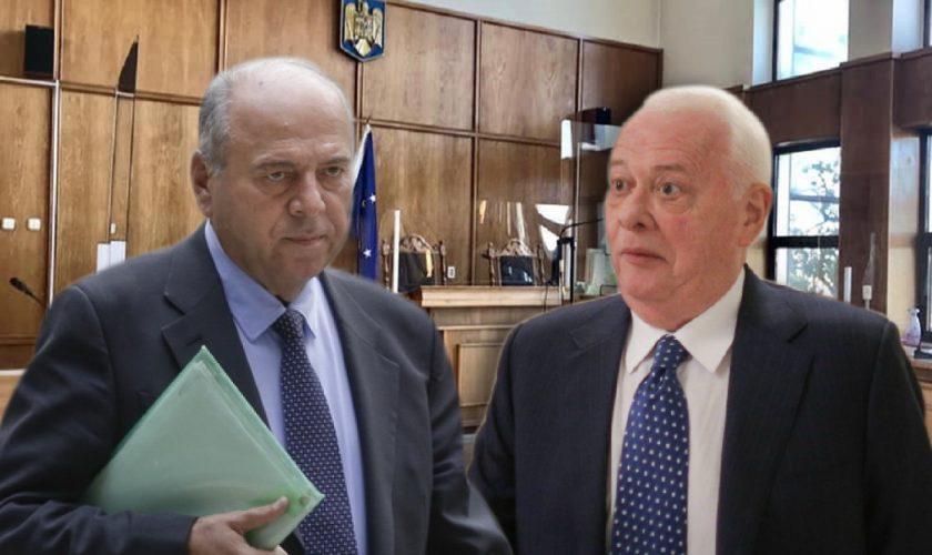 Viorel Hrebenciuc și Gheorghe Ștefan, condamnați la închisoare cu executare. Decizia judecătorilor e clară