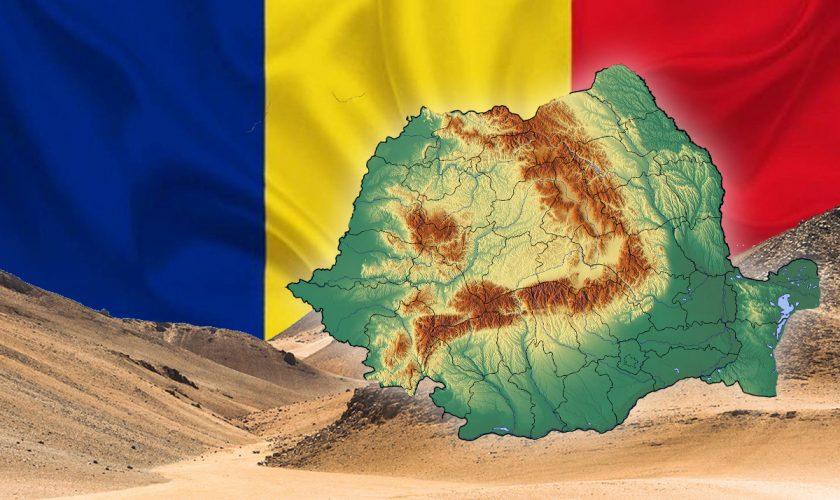 Zonele din România care se transformă în deșert. Avertismentul specialiștilor despre 'Sahara' din țara noastră