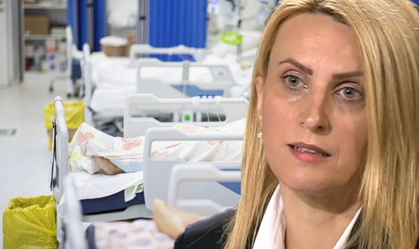 Medicul Beatrice Mahler, semnal de alarmă după ce morga spitalului a devenit neîncăpătoare din cauza deceslor cauzate de Covid-19