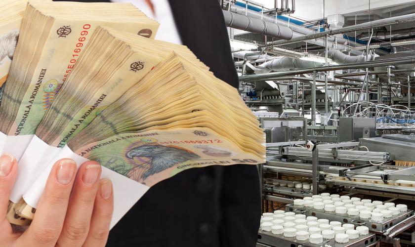 Salarii rușinoase în industria alimentară. Asta e motivul pentru care patronii nu găsesc oameni