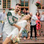 Ce a făcut Liviu Teodorescu cu verigheta imediat după ce s-a căsătorit religios. Momentul emoționant din biserică: 'Am plâns'