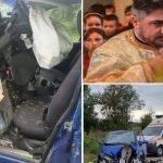 Sfârșit tragic pentru un preot de 39 de ani după un accident grav. Bărbatul a lăsat doi copii orfani