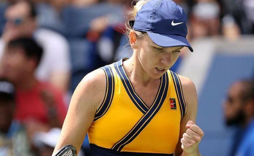Vești geniale pentru Simona Halep la New York. Ce se întâmplă după eșecul rivalei la US Open