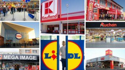 Ce soluții au Carrefour, Auchan și Cora pentru clienții nevaccinați care nu mai pot intra în mall-uri
