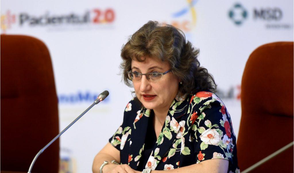 Consiliera preşedintelui Iohannis, izolată la domiciliu din cauza covid-19. Cum se simte Loreta Păun