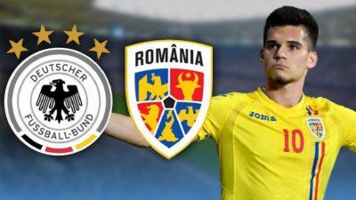 Live Video Online Germania – România. Vezi partida din calificările pentru Cupa Mondială VIDEO
