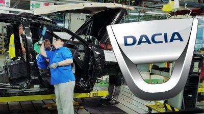De ce face Dacia mai puține mașini. Vestea neașteptată de luna trecută, ce s-a întâmplat