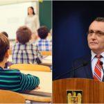 """""""Elevii plătesc din cauza adulților"""". Reacția incredibilă a ministrului Sorin Cîmpeanu după închiderea școlilor"""