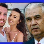 Fiul lui Anghel Iordănescu a devenit tată. Ce nume inedit a ales pentru fiica lui