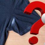 Secretul pentru a scoate petele de deodorant de pe haine. Trucul e atât de simplu