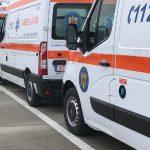 Bolnavii de Covid, transportaţi cu un autobuz transformat în ambulanţă. Măsură fără precedent în România