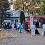 Detalii de ultimă oră. Ce s-a întâmplat, de fapt, cu staţia de oxigen de la Spitalul din Târgu-Cărbuneşti