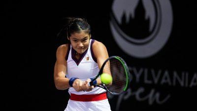 Ce promisiune a făcut Emma Răducanu la Transylvania Open pentru fanii ei din România. Ce frumos!