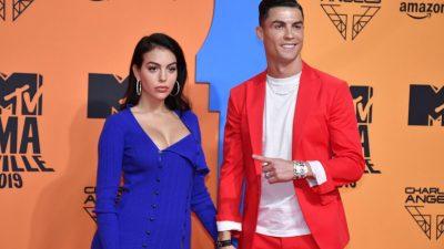 Cristiano Ronaldo va fi părinte, din nou! Surpriză: ce a văzut Georgina la ecografie
