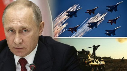 Rusia zguduie toată Europa! A scos tancurile și rachetele. Demonstrație de forță a lui Putin