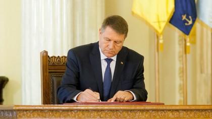 Iohannis a semnat decretul! Legea s-a modificat. Ce este interzis de acum