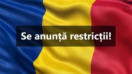 Interzis pentru milioane de români. Restricții nemaivăzute începând de luni