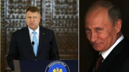 Legătura dintre Iohannis și Putin! Dezvăluirile incendiare ale unui PSD-ist cunoscut