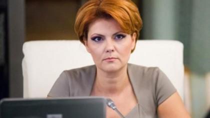 Lia Olguța Vasilescu e gata de luptă! Ce plan a pus la cale PSD