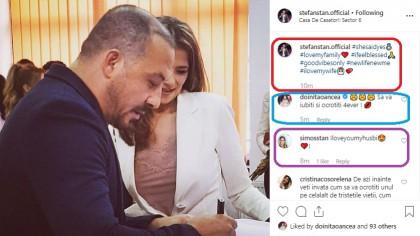 Ștefan Stan s-a căsătorit în secret! Surpriză mare cine este noua lui soție