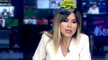 Denise Rifai, gafă supremă la televizor! Imaginile au fost în direct