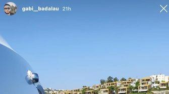 Fiul unui celebru politician, în brațele Danielei Crudu. Vacanță pe un iaht de lux. Foto