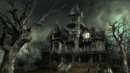 """O casă cu adevărat bântuită! """"Pași, ciocănituri, lumini intermitente ..."""