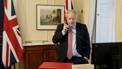 """Declarație de război. Boris Johnson, dur și vehement. """"Trebuie să suporte consecințele"""""""