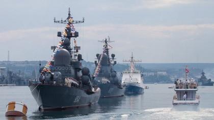 O nouă provocare rusească în Marea Neagră. Putin își arată mușchii