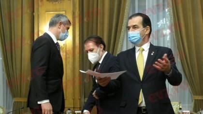 EXCLUSIV. USR-PLUS au cerut PNL să ia ministerul Sănătății la schimb cu Internele