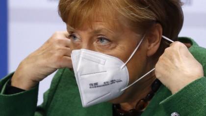Angela Merkel vrea mai multă putere pentru combaterea COVID. Germania pregătește noi restricții