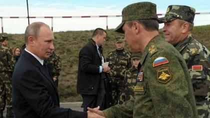 Plan diabolic al Rusiei. Putin a stabilit cum atacă Kiev şi Odesa