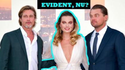 Brad Pitt și Leonardo DiCaprio împart un secret comun de zeci de ani. Ca la Hollywood!