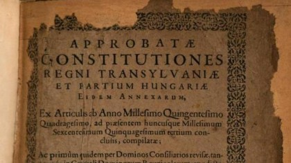 Transilvania în 1653: Pe fiii preoților valahi să-i ia înapoi la fel ca pe ceilalți iobagi
