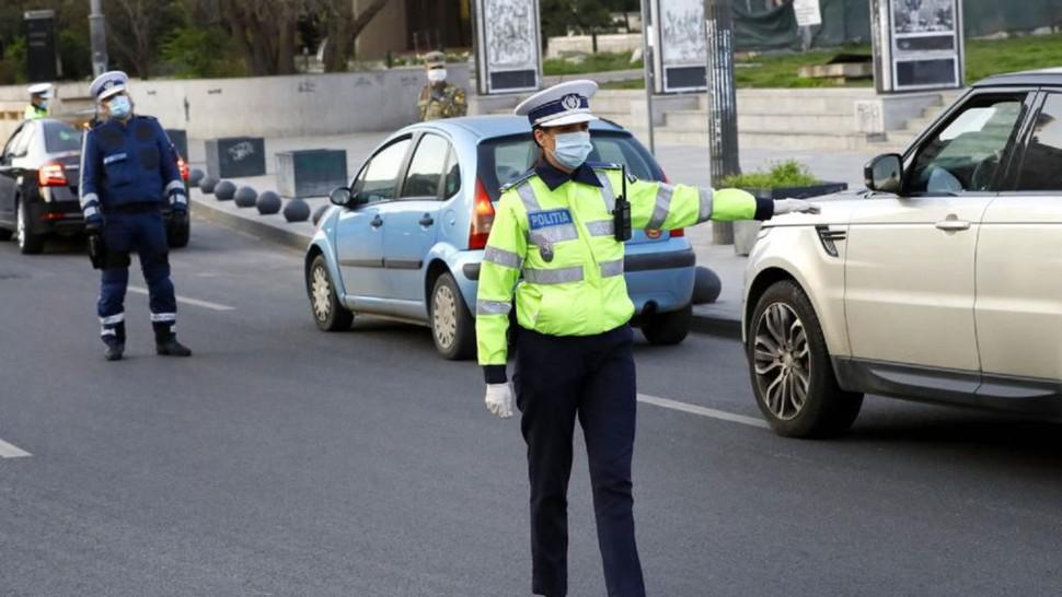 Amenzi record pentru nepurtarea măștii în București! Polițiștii au fost extrem de ocupați în ultimele zile