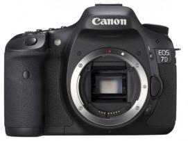 Canon Sole 7D Front