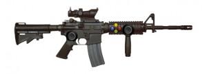 MW2 M4