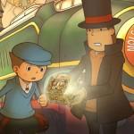 Professor Layton and the Diabolical Box (Nintendo)