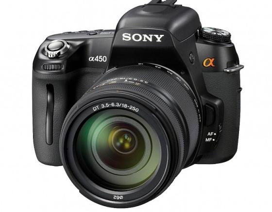 Sony-A450