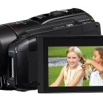 LEGRIA HFM36 BLACK FSL LCD