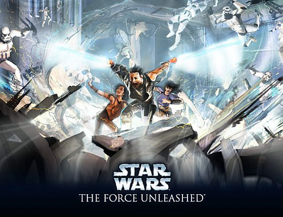 The-Force-Unleashed