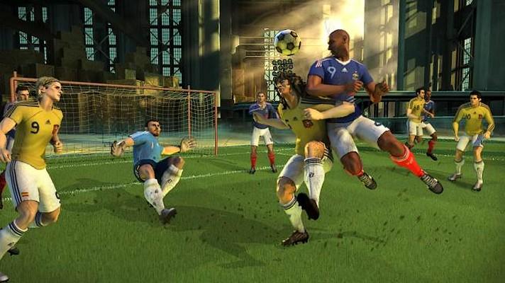 Pure Football: Trailer Steven Gerrard