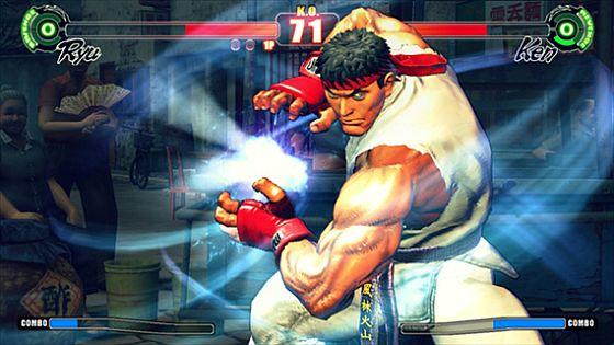 Street Fighter IV pe iPhone