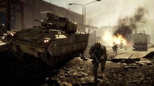 În multiplayer poți face echipă cu un tanc