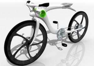Bicicleta inteligenta