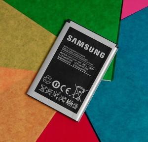 Samsung Galaxy Spica - baterie