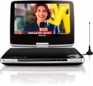 noul DVD Player portabil Philips PD9005_1