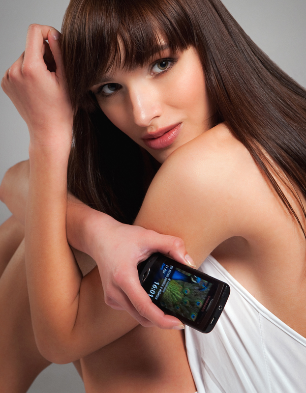 Romancing the… phone